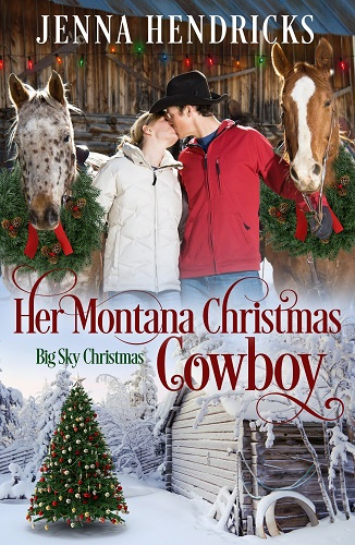 Her Montana Christmas Cowboy ebook cover