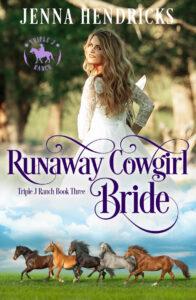 Runaway Cowgirl Bride ebook cover