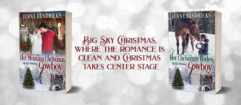 2nd Christmassy sneak peek at Her Montana Christmas Cowboy!