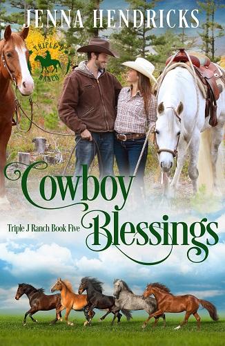 Triple J Ranch Book 5: Cowboy Blessings