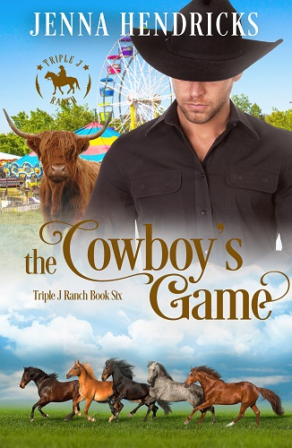 Triple J Ranch Series Book 6: The Cowboy's Game